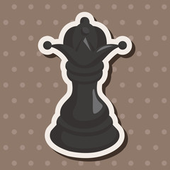 chess theme elements