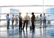 Business People Talking Conversation Communication Concept