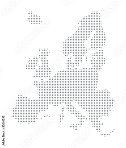 Fototapeta Europe Map