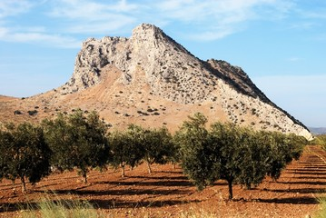 Lovers mountain, Antequera © Arena Photo UK