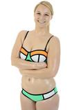 Twen in Bikini