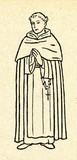 Dominican monk