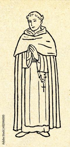 Dominican monk - 82046000