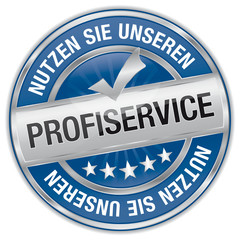 Profiservice - Nutzen Sie unseren Profiservice