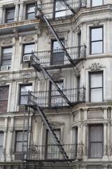 Multi level fire escape