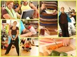 Image mosaic of changing lifestyle