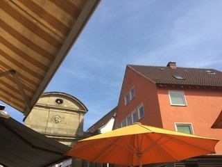 Sommer in Öhringen