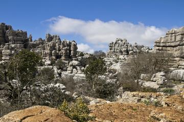 Naturpark El Torcal de Antequera