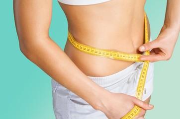 Dieting. Measuring