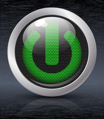 Original Power Button