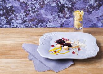Dessert (molecular cuisine)