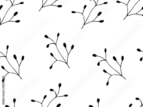 Endless pattern.Template for design and decoration. - 82052233