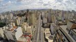 Aerial View of Minhocao in Sao Paulo, Brazil