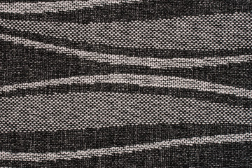 Striped Vintage Fabric Texture
