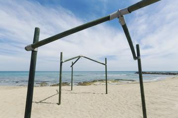 Costruzioni sulla sabbia