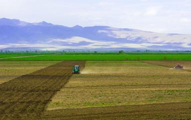 tarım toprakları
