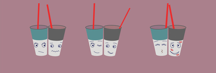 Cups love story