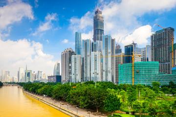 Guangzhou, China Cityscape