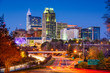 Raleigh, North Carolina Skyline - 82060413