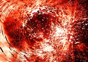 Explosion background