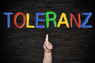 Tafel - Toleranz