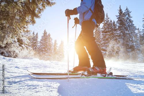 Sliko skiing