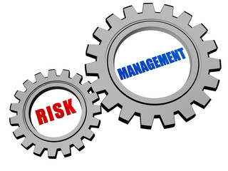 risk management in silver grey gears