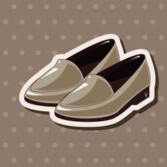 shoes style theme elements