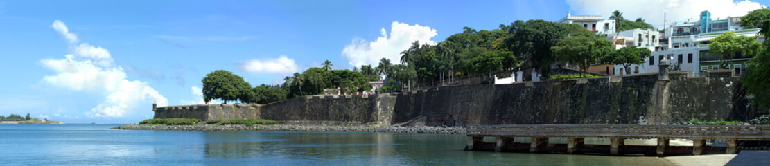 Old San Juan City Coast