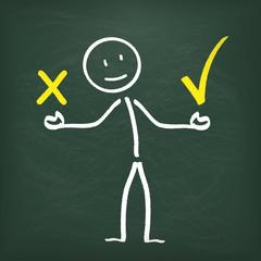 Blackboard Stickman 2 Communication Problem
