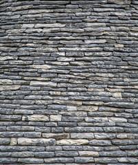 Stone roof in Alberobello