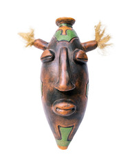 The african figurine
