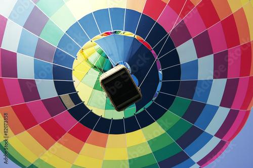 Heissluftballon - 82073858