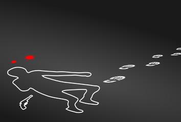 Mord Spuren