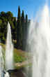 Leinwanddruck Bild - Villa d'Este