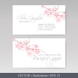 Business Card Set. Vector illustration - 82074683