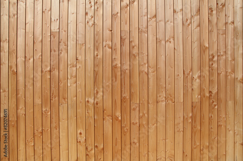 Tuinposter Hout Bardage bois