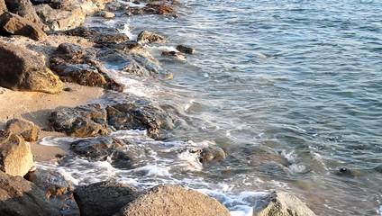 acqua e onde