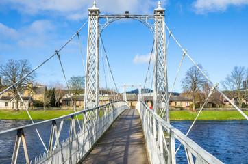 Pedestrian Bridge in Inverness