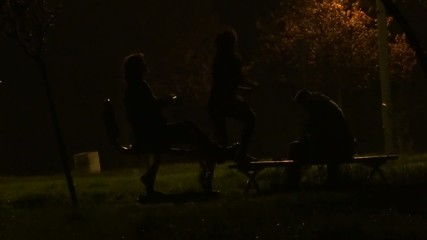 Recreation at night