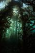 Giant Kelp and Light - 82076459