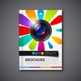 Fototapety book report photo camera