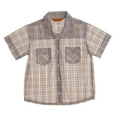 Kids shirt isolated on white background