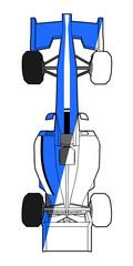 paint racing car