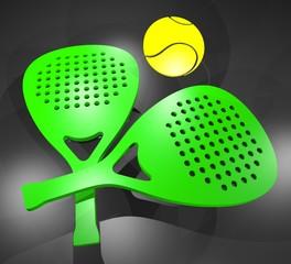 paddle rackets