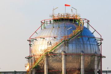 lpg storage gas industry estate