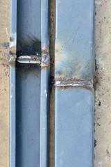 welded steel