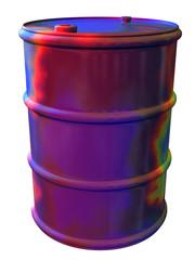 Barrel Fractal