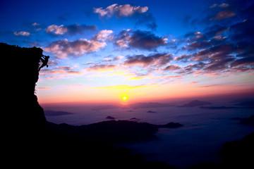 sky photo beautiful sunset image