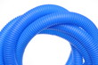 Blue corrugated pipe for electrical cables - 82088821